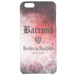 Barrons Books and Baubles  iPhone 6/6s Plus Case