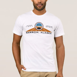 Barrow, Alaska (BRW) Airport Shirt