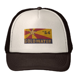 Barry Goldwater Trucker Hat