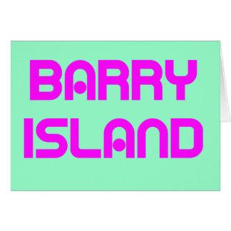 Barry Island2 Card