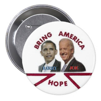 Barry Joe 3-inch Button