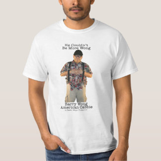 Barry Wong American Cabbie 2 T-Shirt