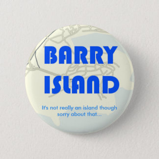 BarryBadge 2 Inch Round Button