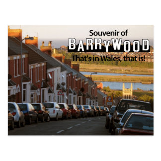 Barrywood postcard