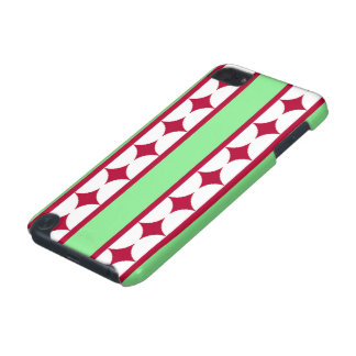 bars and stars xmas iPod touch (5th generation) cases
