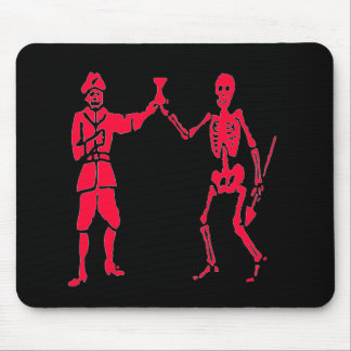 Bart Roberts #2- Red Mouse Pad