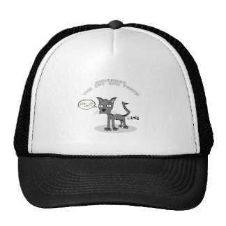 bartbart trucker hat