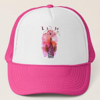 Bartenders Fuscia Trucker Hat