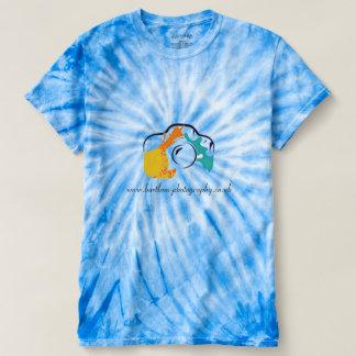 Bartlam Photography Mens Cyclone Tie-Dye T-Shirt