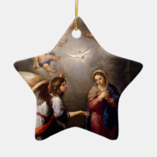Bartolomé_Esteban_Perez_Murillo Ceramic Ornament