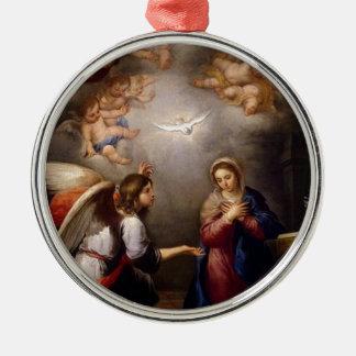 Bartolomé_Esteban_Perez_Murillo Metal Ornament