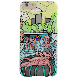 Barton Creek Salamanders Color Design Barely There iPhone 6 Plus Case
