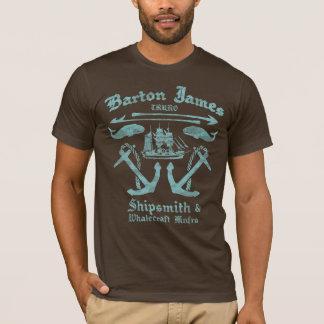 Barton James T-Shirt