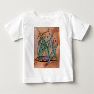 Barton Springs Salamander Baby T-Shirt