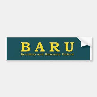 BARU Bumper Sticker