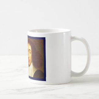 Baruch Spinoza Coffee Mug
