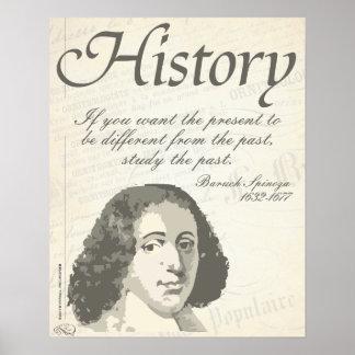 Baruch Spinoza [History] Poster