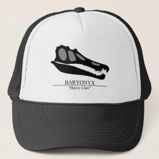 Baryonyx Skull Trucker Hat