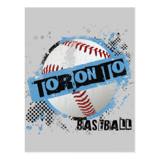 BASE-BALL DE TORONTO CARTES POSTALES