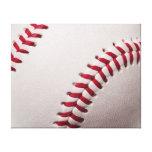 Base-ball - modèle d'arrière - plan de base-ball d impressions sur toile