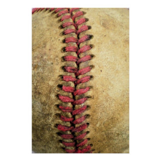 Base-ball vintage poster