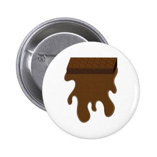 Base de barre de chocolat badge
