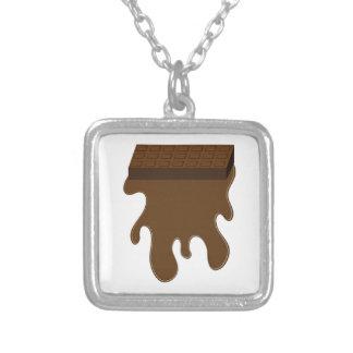 Base de barre de chocolat pendentif