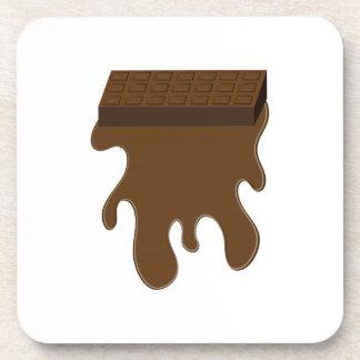 Base de barre de chocolat sous-bock