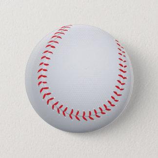 Baseball 2 Inch Round Button