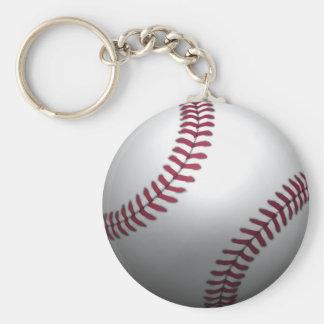 Baseball - 3D Effect Keychain