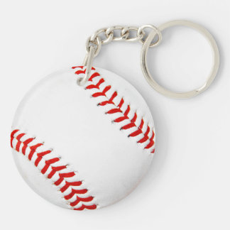 Baseball Acrylic Keychain