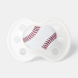 Baseball Baby Baby Pacifier
