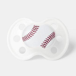 Baseball Baby Pacifier