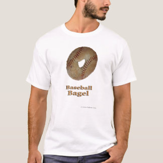 Baseball Bagel T-Shirt