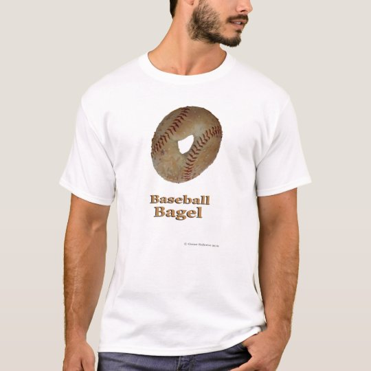 Baseball Bagel T-Shirt