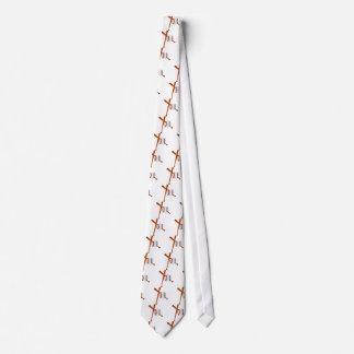 Baseball (ball and bata) tie