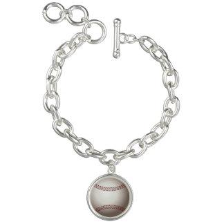 Baseball (ball) bracelet