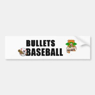 BASEBALL, baseball network Bumper Sticker