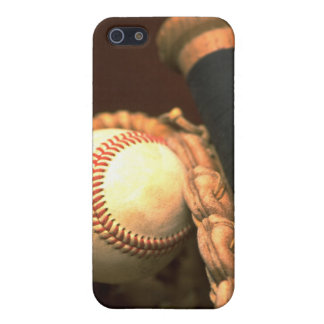 Baseball & Bat iPhone 4 Case