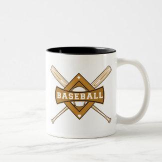 Baseball Bats and Ball T-shirts and Gifts Mug