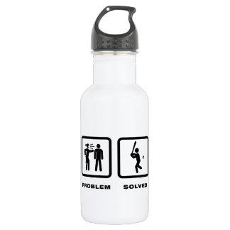 Baseball Batter 532 Ml Water Bottle