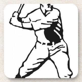Baseball Batter Coaster
