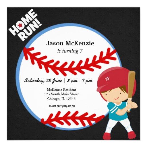Baseball Batter Custom Announcement