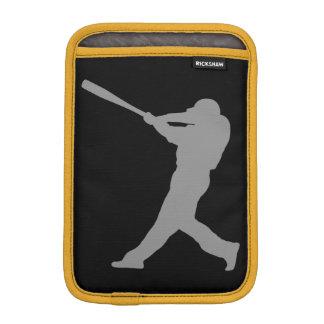 Baseball Batter iPad Mini Sleeve