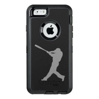 Baseball Batter OtterBox Defender iPhone Case