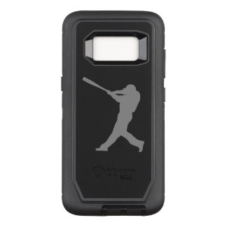 Baseball Batter OtterBox Defender Samsung Galaxy S8 Case