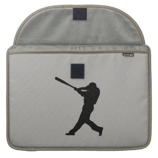 Baseball Batter Sleeve For MacBooks
