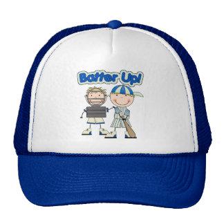 Baseball Batter Up Trucker Hat