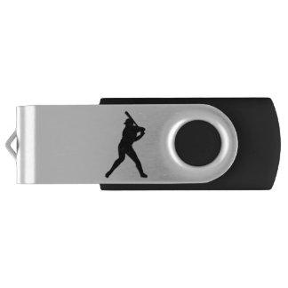 Baseball Batter Up USB Flash Drive