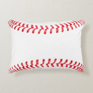 Baseball Bedroom Accent Pillow